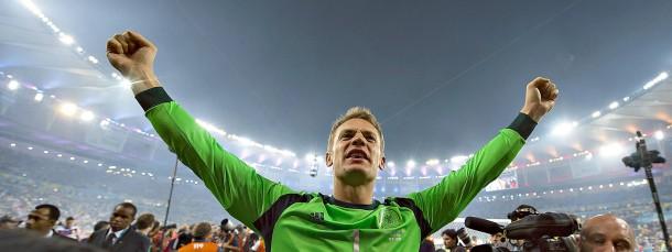 Ein Torhüter als Europas Fußballer des Jahres? Manuel Neuer