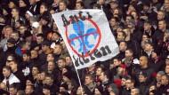 Vor ihnen wollte Darmstadt die Innenstadt schützen. Nun sollen die Eintracht-Ultras in die Innenstadt reisen dürfen.