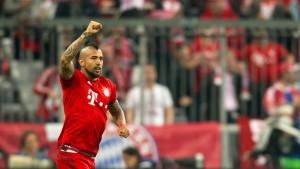 Die Bayern legen nur einen kleinen Grundstein