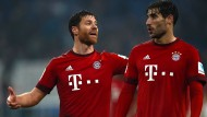 Soll Steuern hinterzogen haben: der ehemalige Bayern-Profi Xabi Alonso (links).