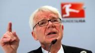 DFL-Präsident Rauball fordert Blatter-Rücktritt