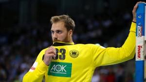 Stich ins Handball-Herz