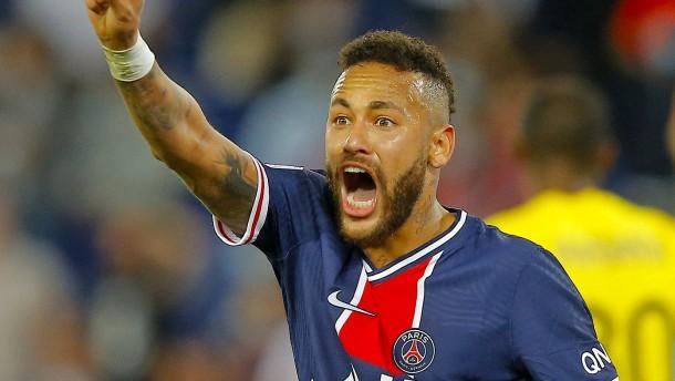 Neymar nach Schlägerei bestraft