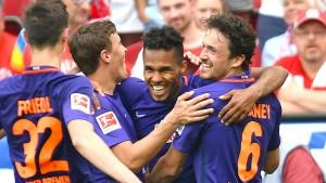 Bremer Fans jubeln gleich doppelt