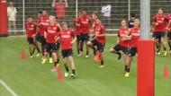 Bayer Leverkusen trifft auf Bayern München