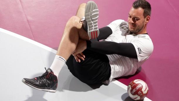Das Handball-Fundament steht