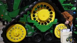 Die Tücken des Elektro-Traktors