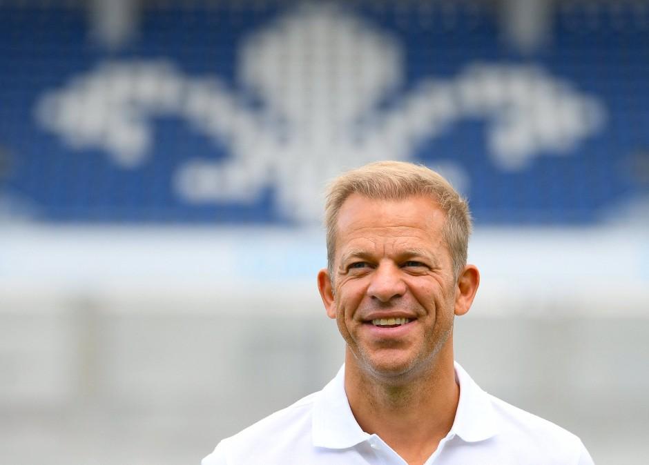Neuer Trainer: Markus Anfang übernimmt zur neuen Saison die Leitung der Mannschaft