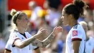 Das Herzstück der deutschen Mannschaft