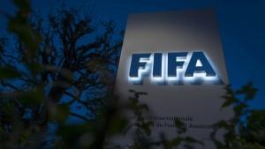 """Ein """"blutiger Kampf"""" bei der Fifa"""