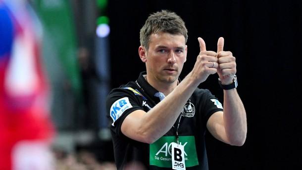 Ohne Kapitän Gensheimer gegen Polen