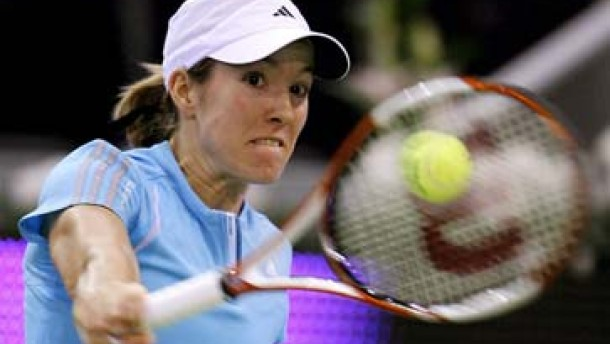 Australian Open ohne Henin-Hardenne
