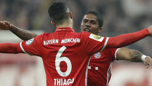 Ein Tor reicht Bayern zum Weiterkommen