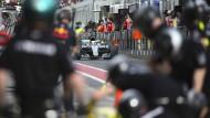 Die Mercedes-Dominanz scheint ungebrochen