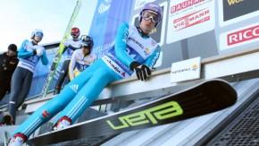 Vierschanzentournee - Garmisch-Partenkirchen - Martin Schmitt