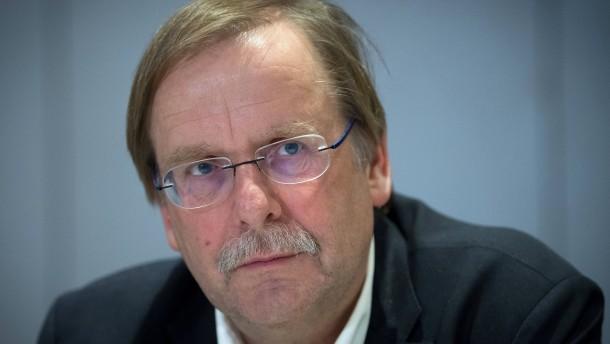 Der Streber Rainer Koch