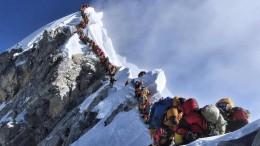 """""""Einzigartige bergsteigerische Leistung"""""""