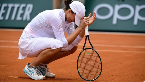 19-Jährige gewinnt sensationell die French Open