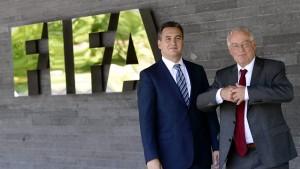 Geheimtreffen der Ethikhüter im Fifa-Skandal