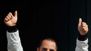 Silberpfeile dominieren - Schumacher Sechster