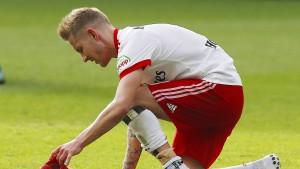 Erstaunlicher Optimismus beim Hamburger SV