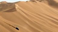 El Nino verhindert Rallye Dakar in Peru