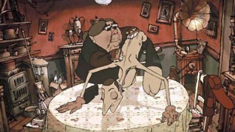 Trickfilme erotische Deutsche erotikfilme