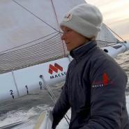 """Soloseglerin Joschke: """"Jetzt ist die Regatta zwar zu Ende für mich, aber es ist immer noch ein Abenteuer da"""""""