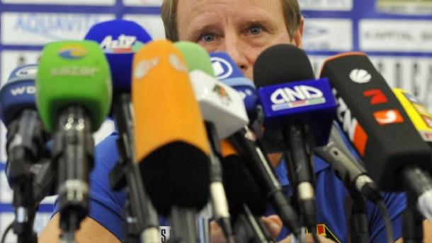 Berti Vogts will auch mal gewinnen