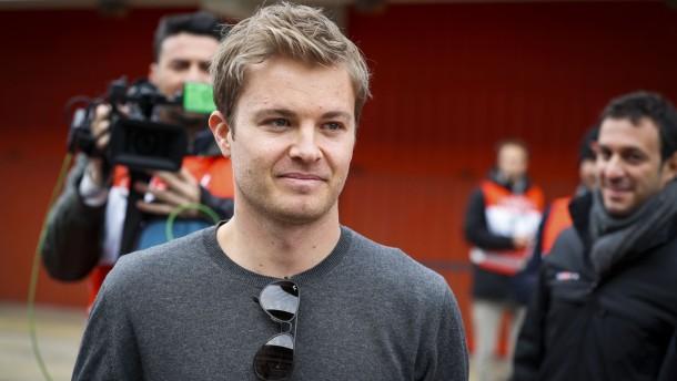 Rosberg wird Manager von Kubica