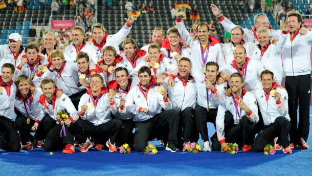 Olympia Olympische Spiele 2012, Hockey
