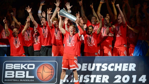Bayern München ist nun Korbjagd-Meister