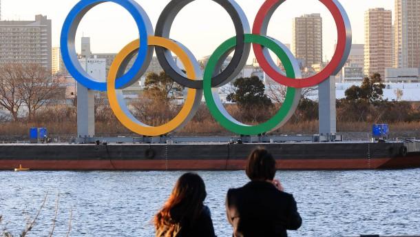 IOC und Tokio halten am Olympiaprojekt fest