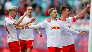 Leipzig macht Champions League klar