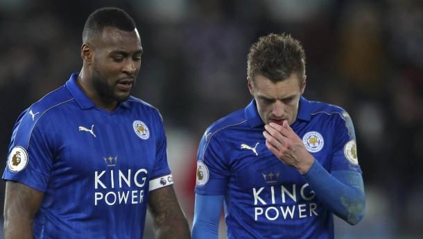 Der unglaubliche Absturz von Leicester City