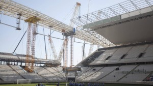 São Paulo übergibt Fifa unfertiges WM-Stadion