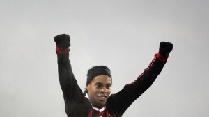 Renovierter Ronaldinho