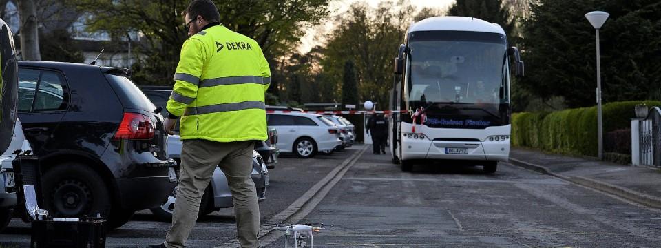 Wie Vor Einer Woche Ermittler Rekonstruieren Den Dortmunder Anschlag