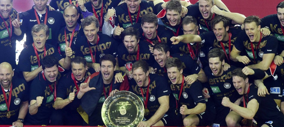 Holen Handball Europameister Auch Olympia Gold 2016 In Rio