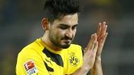 Bye, bye, Dortmund: Ilkay Gündogan zieht es nach England.