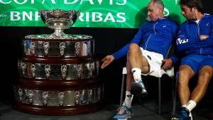 Der Davis Cup hat seine Strahlkraft verloren