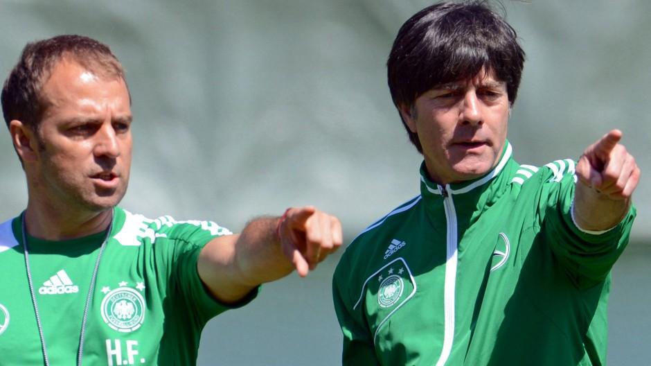 In welche Richtung geht es weiter? Hansi Flick übernimmt von Joachim Löw den Bundestrainer-Posten.