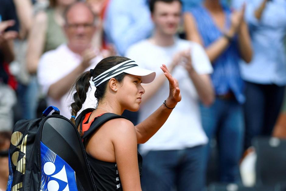 2008 gewann die Serbin die French Open, nun beendet sie ihre Karriere.