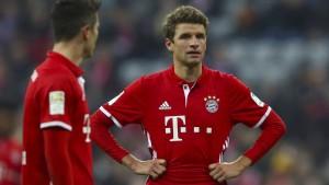 Die Bayern beginnen, an sich zu zweifeln