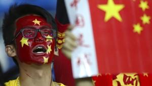 China spielt in deutscher Regionalliga mit
