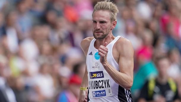 Lucas Jakubczyk ist der Sprinter ohne Bahn