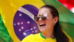 Brasilien warnt homosexuelle Fans