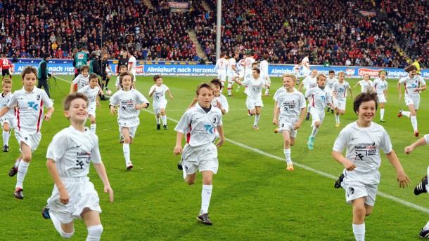 Fussball 1. Bl Saison 2012/13  SC Freiburg -  VfB Stuttgart