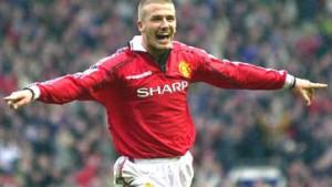 Beckham erneut gefeiert