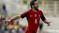 Portugal gewinnt ohne Ronaldo